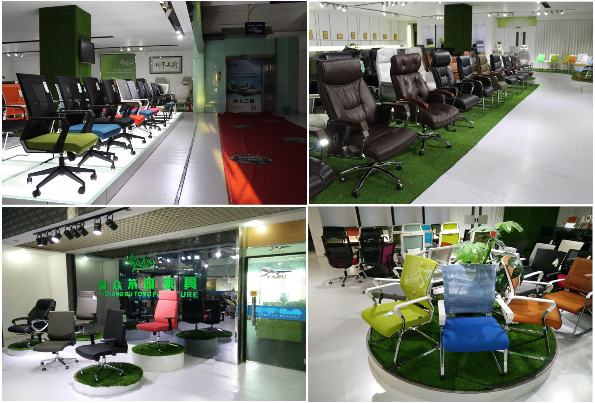 椅众不同办公家具展厅